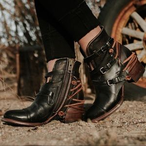 Freebird Crue Booties
